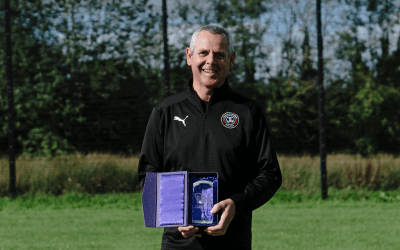 Coaching For Christ receive The Queen's Award